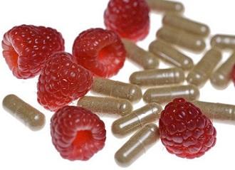 Raspberry Ketone Fruit and Pills