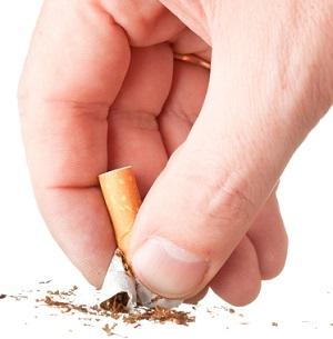Photo of Breaking Cigarette