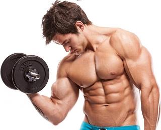 Photo of Man Bodybuilding